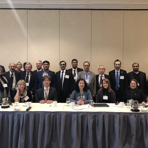 Photo of delegates at SC8 - 9th plenary meeting - Birmingham MICHIGAN USA 2019